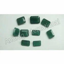 Octagon Emerald Gemstone