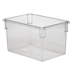 Clear Polycarbonate Boxes