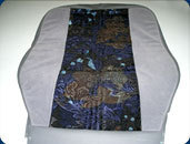 Fabric Seat Cover Ford Ikon