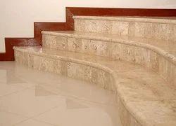 White Ceramic Marble Floorings, Size: Medium, Unit Size: Standard
