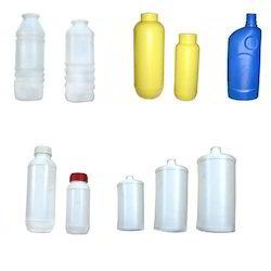 Flip Top Cap Plastic Bottles, 500ml