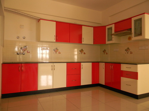 Modular kitchen cabinets gokul interior manufacturer for Modular kitchen cupboard