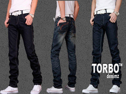 Torbo Denim Pant - Hot Trends Hot Fashion