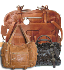 Leather Handbags&Travel Bags