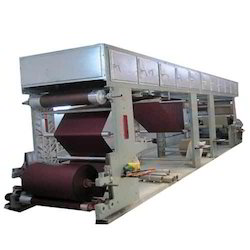Paper Card Roll Printing & Coating Machines