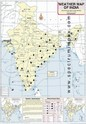 Multicolor Synteic Polyart Paper October Weather Map Of India