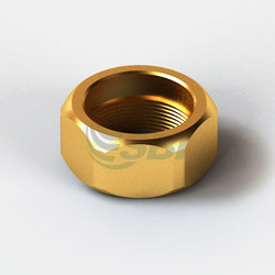 Brass Leg Nut for Wall Mixer