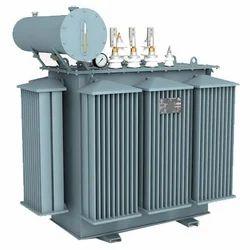 Mild Steel Power Transformer, For Industrial