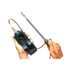 Portable Digital Temperature Indicator