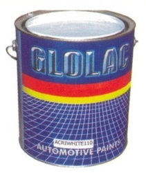Glolac Multicolor Acrylic Solid Paints And Tints, Packaging Type: Bucket, for Exterior