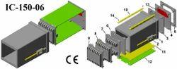Digital Panel Meter Enclosure DIN 96x96x150