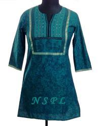 Fancy Cotton Kurta