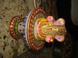 gMarble Revolving Ganesha