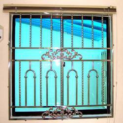 Stainless Steel Window Grills In Pune Maharashtra Ss