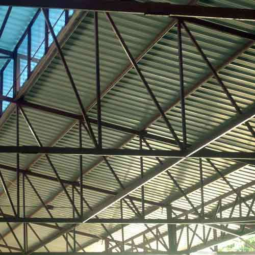 Pipe Truss Smart Truss Bengaluru Aditya Industries