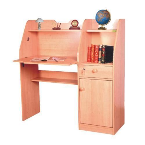 Study Table With Flap View Specifications Details Of