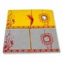 Handmade Shagun Envelopes With Coin