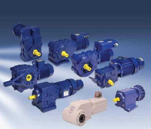Bauer Helical Geared Motors And Gearboxes At Rs 20000