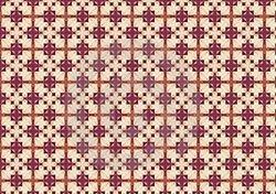 Bright Checkered Tiles