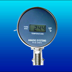 Field Mounted Digital Temperature Indicator