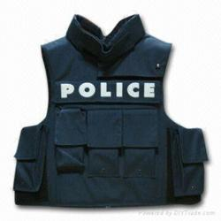 Body Armor And Bullet Proof Vests