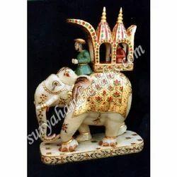 Marble Ambawadi Elephant
