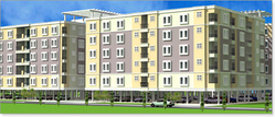 Construction Of Shree Mahalakshmi Residency