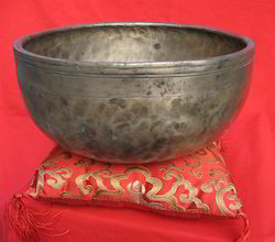 Real Antique Tibetan Traditinal Bowl
