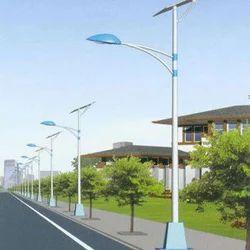 Highway Lighting Pole