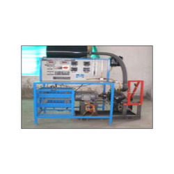 Single Cylinder 2 Stroke Petrol Engine Test Rig