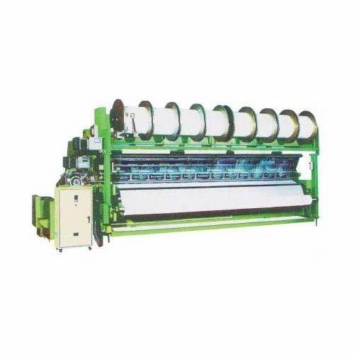 Warp Knitting Machine KSA Series
