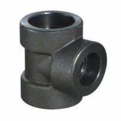 Socket Weld Tee Pipe Fittings