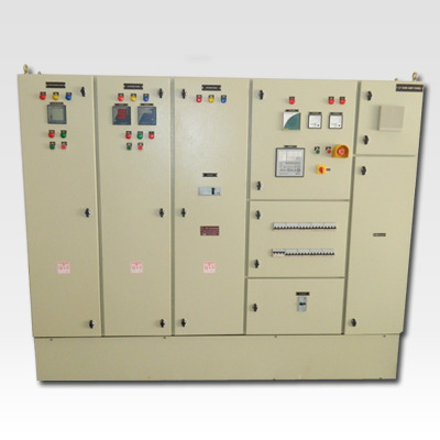 SHIV Siemens Gray Auto Mains Failure Panel, For Industrial, Ip Rating: Ip55