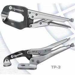Mild Steel Grip Plier, Warranty: 1 Year, TP Grip Plier