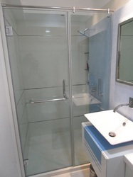 Bathroom Partition   View Specifications U0026 Details Of Bathroom Mirror By  Vardhaman Glass, Mumbai | ID: 2909100648