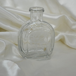 Glass Decanter Bottle And Glass Perfume Bottle