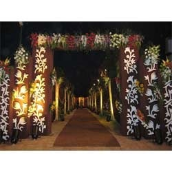 Wedding decoration in jaipur wedding entrance decoration junglespirit Image collections