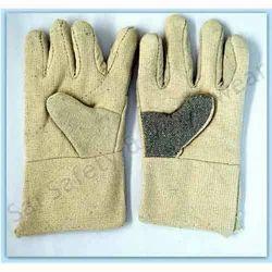 Heat Resistant Cotton Khaddi Glove