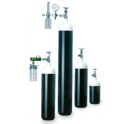 Industrial Gases And Cylinders