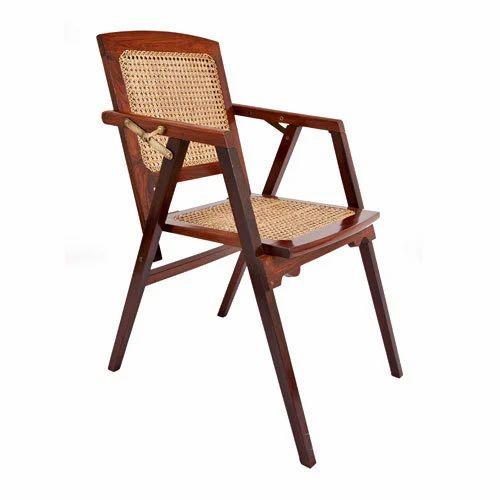 Merveilleux King George Field Chair (Firm Back)
