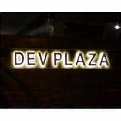 LED Name Plate