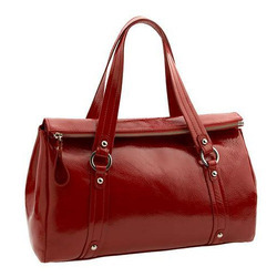Leather Ladies Bags - Fashionable Leather Ladies Bags Exporter ...