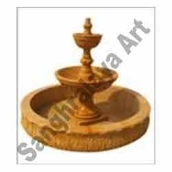 Sandstone Traditional Fountain