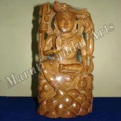 Sandalwood God Shiva
