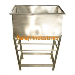 SS Multipurpose Storage Bin