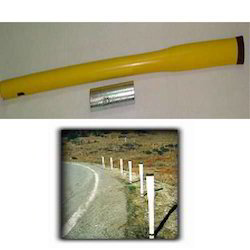 Marking Protection - Flexible Marker Post With Steel Anchor Exporter