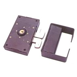 Pin Cylinder Center Shutter Lock