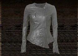 Wrinkled Kate Moss Jacket