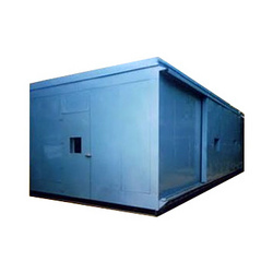 Industrial Acoustic Enclosure