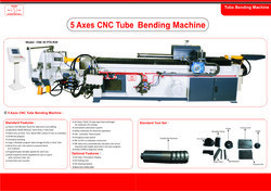 CNC Multi Axes Tube Bending Machine